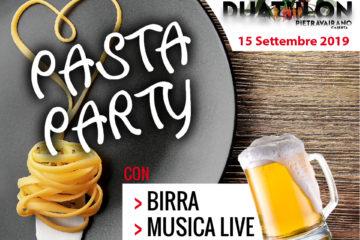 Pasta Party – con finale a sorpresa